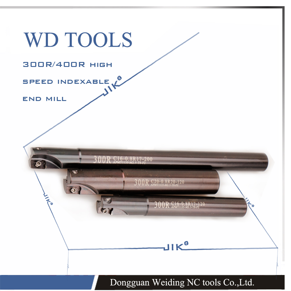 ФОТО 400R -C32-35-400-3T Indexable Endmill | Insert Cutter | High-speed Cutter | 300R/400R Series