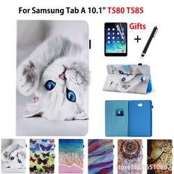 SM-T585N Tablet Case For Samsung Galaxy Tab A A6 10.1
