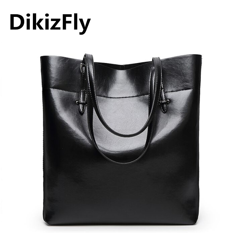 European and American New Fashion hangbag High Quality PU leather women bags Casual Shoulder bag Bucket large capacity tote bags