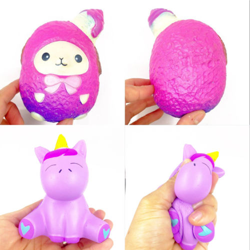 Jumbo Slow Rising Scented Toy Stress Reliever Gift Animals Toys Accessary