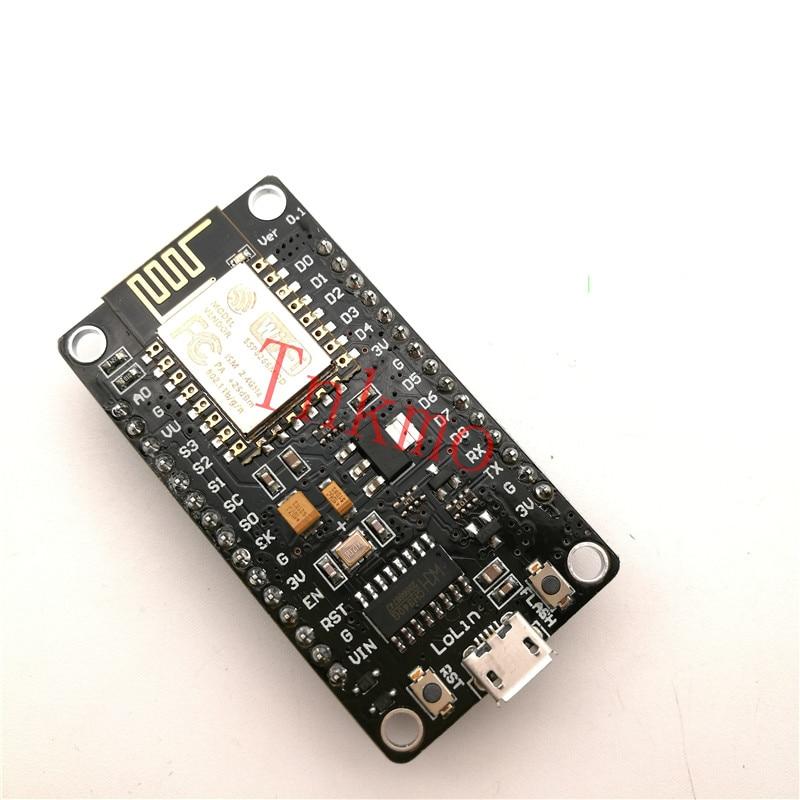 1PCS Wireless module WIFI Internet of Things development board based ESP8266 CH340 NodeMcu V3 Lua based on nrf52832 transmission ble5 0 fcc ce authentication module ptr5618 undertake project development