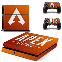 For Apex Legends For PS4 Vinyl Skin Sticker For Sony Playstation4 Controle Console Cover And 2 Controller Gamepad Decal