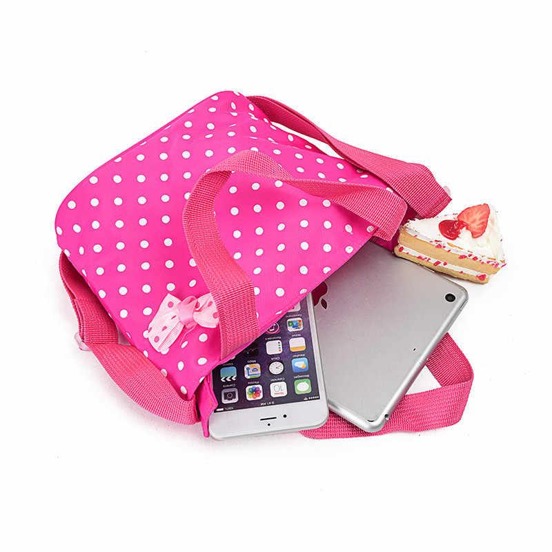 Impresión de punto de los niños de la escuela bolsas para chicas adolescentes ligero mochilas para niño ortopedia mochilas mochila