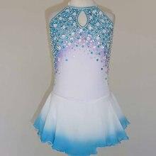 Индивидуальные платья для катания на коньках rubu изящные новые