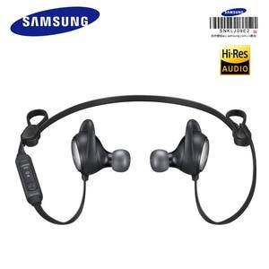 Image 3 - Samsung Original niveau actif téléphone portable intra auriculaire écouteur dans un fil blé S8/7 + avec réduction Active du bruit officiel authentique