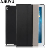 Case For Lenovo Tab 4 10 Covers Cases Leather Protective Protector Smart Tab410 PU TB X304F