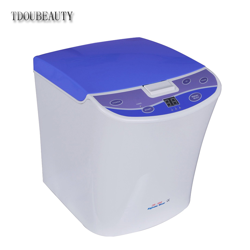 TDOUBEAUTY New Dental Lab Alginate Automatic Mixer Centrifuge DB-988 Free shipping