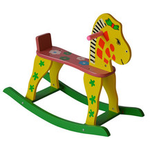 Buy children wooden rocking chairs and get free shipping on