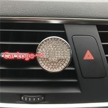Sign Auto Mark Car Perfume Clips Seat liquid Air Freshener For Car Auto kit Auto Interior