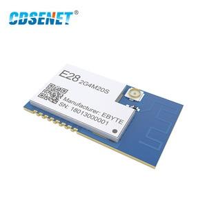 Image 4 - SX1280 100 мВт модуль LoRa 2,4 ГГц беспроводной приемопередатчик E28 2G4M20S SPI большой радиус действия 6 км 2,4 ГГц BLE радиочастотный передатчик 2,4 ГГц приемник