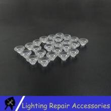 Светодиодная световая линза с глянцевым покрытием для 18x3w 12x3w 54x3w 54x9w 36x3w 60x3w 108x3w Светодиодная сценическая лампа для объектива угол можно выбр...