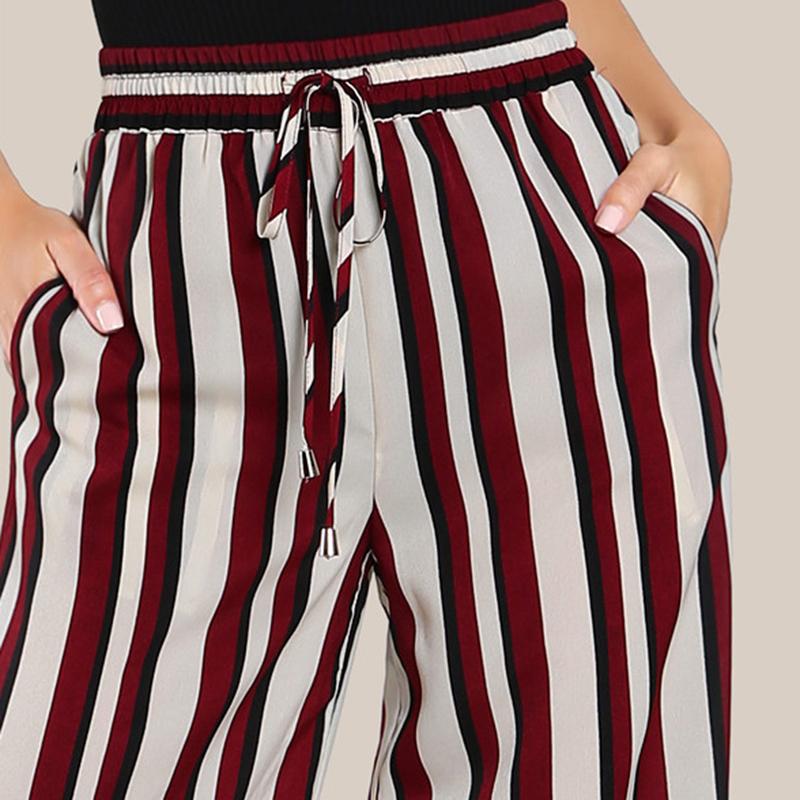 HTB1JRB8SVXXXXXhaFXXq6xXFXXXh - FREE SHIPPING Women Striped Pants Elastic Waist JKP103