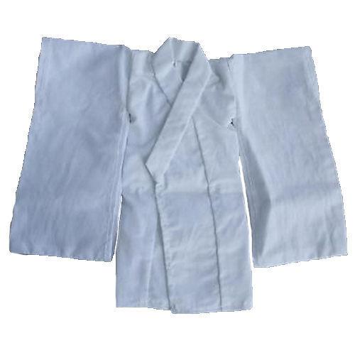 wamami Kimono White Bathrobes Clothing Underclothes Outfit 1 4 MSD BJD Doll