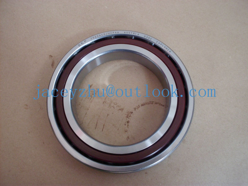 7017CP4 Angular contact ball bearing high precise bearing in best quality 85x130x22mm