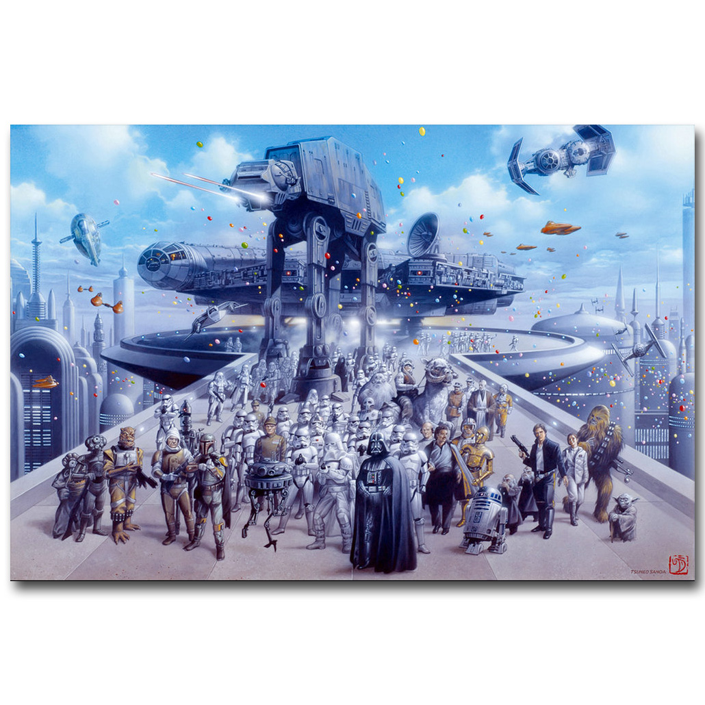 B-141 Ready Player One Movie Poster Japanese Film 18 24x36 27x40 Fabric Poster