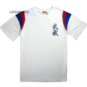 Image 5 - אנימה אירופה קפטן צאבאסה חולצות Ozora צאבאסה ג רזי כותנה T חולצות קוספליי תחפושות Kojiro Hyuga קצר שרוול חולצות Tees