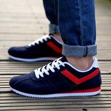 2017 Новый дизайн мужская обувь лето легкие дышащие любителей унисекс повседневная обувь мужской плоские туфли zapatillas hombre размер 39-44