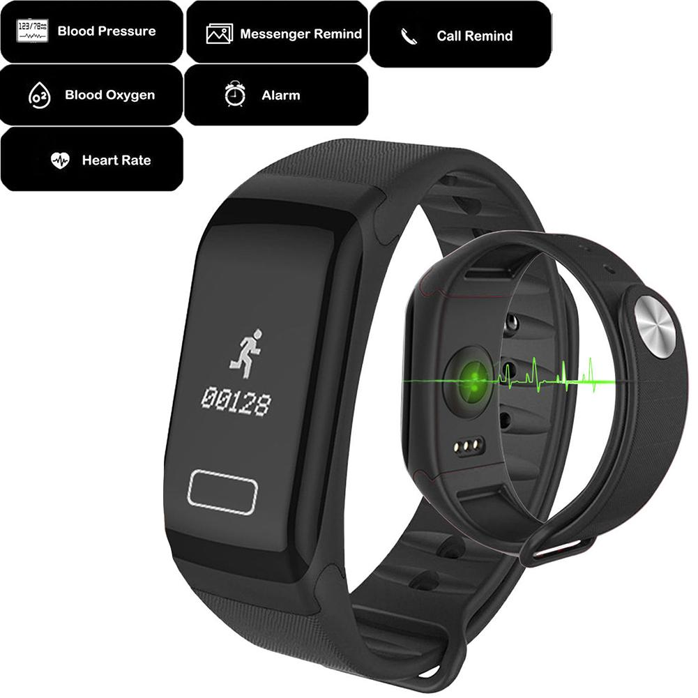 OLED Bluetooth Smart Watch Men With Touch Screen Big Battery Support TF Sim Card for Android Ios Phone Smartwatch