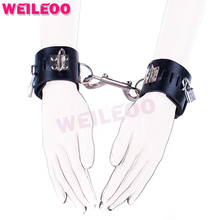 metal lock handcuffs for sex hand cuffs adult games fetish erotic toys slave bdsm sex toys bdsm bondage sex toys for couples