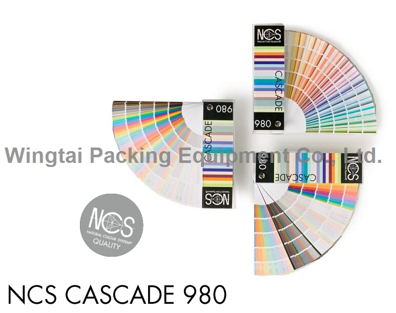 Ncs Color Guide 980 Stripe Coated Standard Sweden Ncs Colours Book