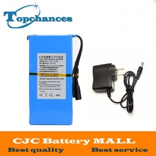 High Quality Newest Super Rechargeable Portable Lithium-ion Battery DC 12V 12000mAh DC1212A With Plug