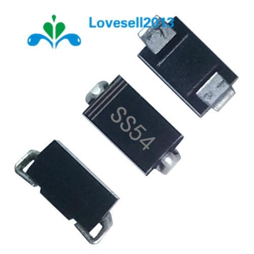10PCS SS54 Toshiba DO-214AA SMB Schottky Rectifier