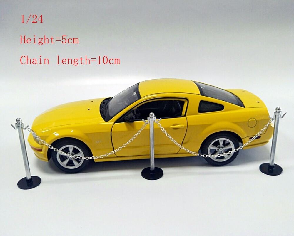 modelo de carro adereços cerca modelo trilhos 1:43