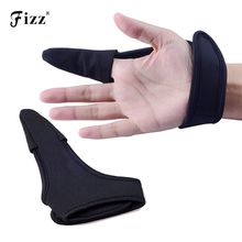 High Quality Anti-Cut Fly Fishing Gloves Single Finger Protector Glove Nonslip Surfcasting Fishing Tools the new fishing finger guard fly line anti scratch protection soft elastic outdoor sports hand gear sleeve protector 3pcs set