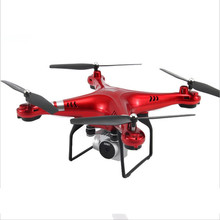 MUQGEW Brand Toys 6  Axis RC Helicopters With Gyro Wide Angle Lens HD Camera Quadcopter RC Drone WiFi FPV Live Helicopter Hover