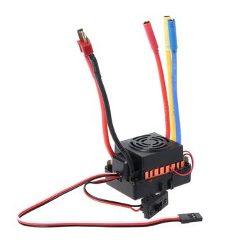 Waterproof 3650 4300KV Brushless Motor with 60A ESC Combo Set for HSP 1/10 RC Car
