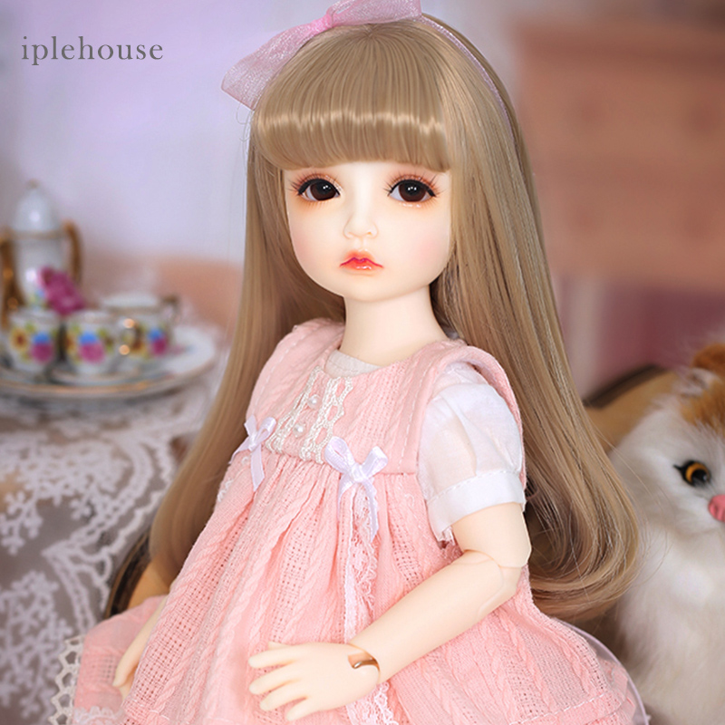 New arrival BJD Dolls Iplehouse Elin Chloe Q Becky Anne PeekabooA BID IP 1 6 Fashion