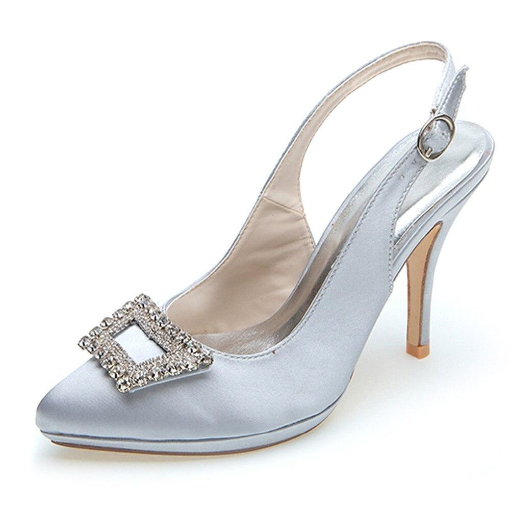 Scarpe Chanel Argento