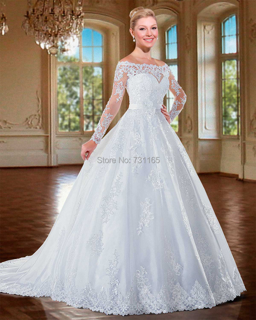 White sequin wedding dress images for Very sparkly wedding dresses