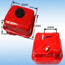 цена на 168f 170f gasoline generator gasoline engine tank free shipping