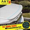 & T Для Toyota Camry Спойлер стайлинга автомобилей 2012-2015 Для Camry не нужно рисовать хвост удар посвященный хвост задней хвост краской