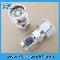 10/lote pc 4.3 10 Mini DIN macho para N Adaptador macho Baixo PIM|Conectores| |  -