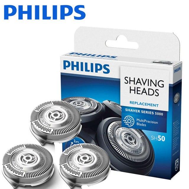 Philips, lame de tête de coupe de rasoir SH50, accessoires à mailles, pour rasoir S5000 S5570,S5560,S5380,S5078