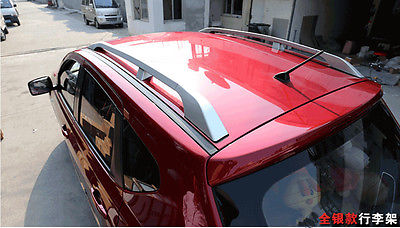 Side Bars Rails Roof Rack For Cargo Luggage For Nissan Qashqai Dualis 2008-2013