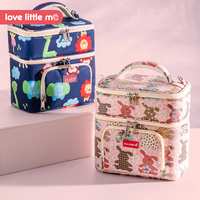 LLM Insulation Bag Cool Bags Keep Food Hot/Cold Fashion Insulated Lunch Bag Women Tote Cooler Picnic Travel Food Box thermal box