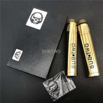 SUBTWO – KIT de vapoteur mécanique mod mech, 24mm de diamètre, batterie 18650, stylo vapoteur vs ROGUE Mod vaporisateur vs Appcalypse