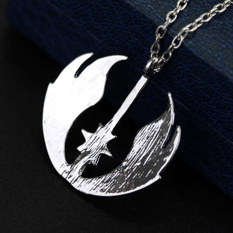 Trendy Jewelry  Star Wars Rebel Alliance Pendants Necklaces Chain Necklace