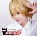 Ouran High School Host Club/Mitsukuni Haninoduka Blonde Short Styling Anime Cosplay Hair Wig