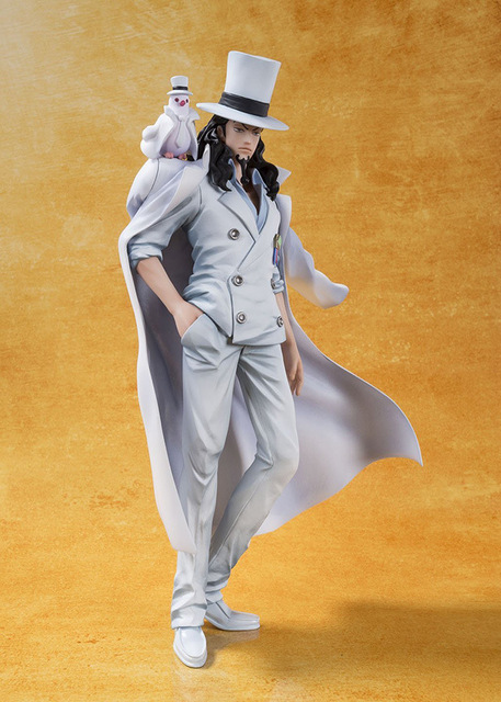 Rob Lucci Action Figure