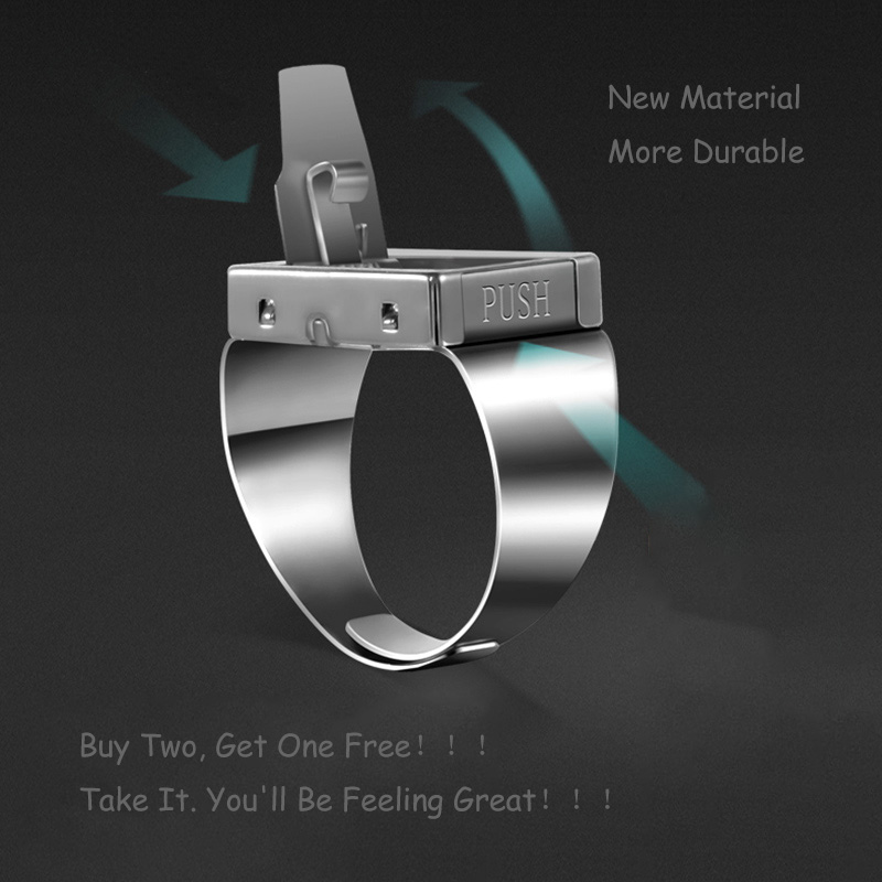 2019 New Stainless Steel 12 Constellation Self Defense Ring Safety Outdoor Self Defense Tool Dropshipping For Women Men