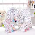 Baby Clothing Set 2016 New Spring And Summer Cotton Newborn Child / Baby Cotton Thermal Underwear Sets