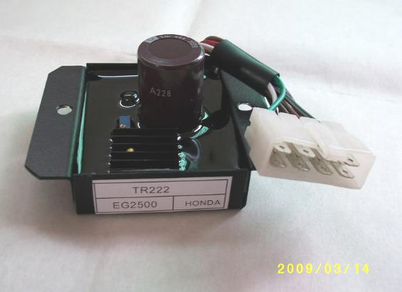 цена на Free shipping gasoline generator AVR TR222 Automatic Voltage Regulator suit for EG2500 EG2200 EG1800 EG1400