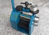 jewellers tool Jewelry Making Machine herramientas joyeria Style Jewelers Rolling Mill Wire Rolling Mill 1pc/lot goldsmith