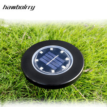 HAEBOIRRY LED Solar Power Bulb Light Waterproof Outdoor Garden Street Solar Panel Ball Light Lawn Garden Landscape Decoration waterproof led solar panel lawn simulation stone spotlights new year projector lamp outdoor garden landscape garland decoration