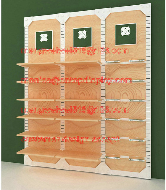 men clothing retail display/outdoor sport shoes garment shop shelving systems wall mounted fujian factory high quality fashion