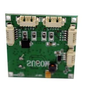 Image 5 - مصغرة PBC وحدة تبديل حجم 4 منافذ شبكة مفاتيح لوحة دارات مطبوعة البسيطة محول ايثرنت وحدة 10/100 Mbps OEM/ODM إيثرنت محور
